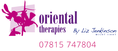 Oriental Therapies by Liz Jenkinson